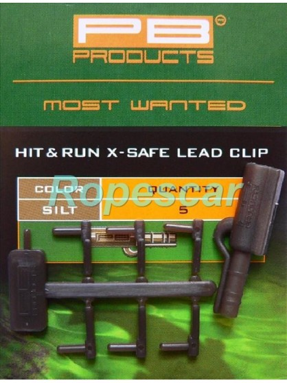 Clips pt. plumb,Lead Clip Hit & Run X Safe - PB Products