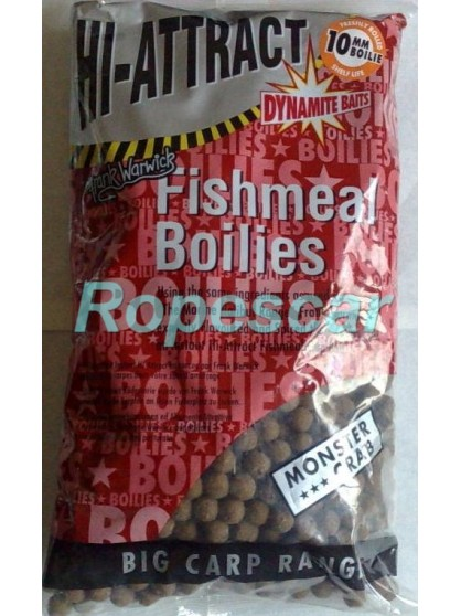 Boilies tare Hi-Attract Monster Crab - Dynamite