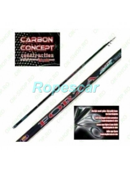 Lanseta bolognesa Carbon Forza 6 M/10-40 gr. - Lineaeffe
