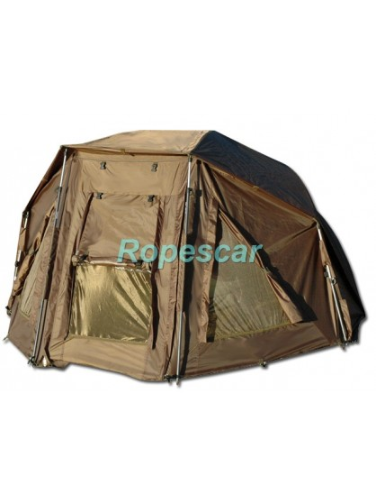 "Cort / Adapost - X2 Oval Shelter 60"" Mesh"