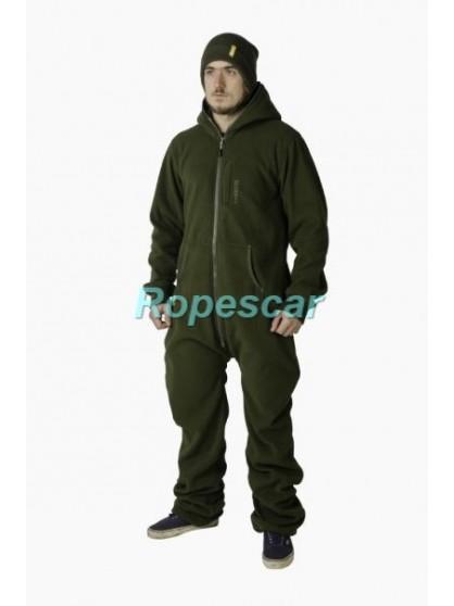 Costum Fleece Rompa Green - Navitas