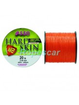 Monofilament Hard Skin Solid Red 0,35 mm. / 16,0 Lbs. 1050M - Asso
