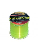 Monofilament HyperCast Neon Yellow 500M - Select Baits