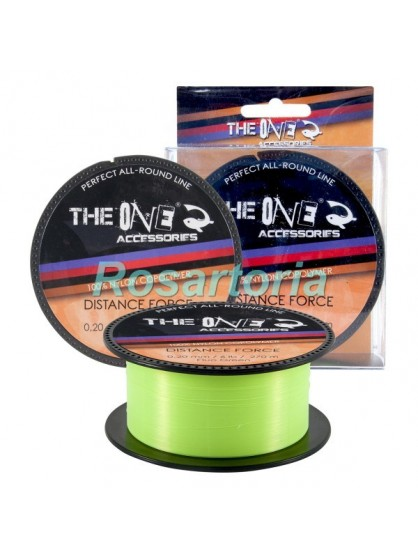 Fir monofilament Distance Force Verde - The One