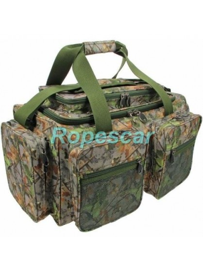 Geanta Multi Pocket Carryall XPR Camo - NGT