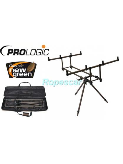 Rod Pod  Green Lux 3 picioare/ 4 posturi - Prologic