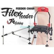 Scaun Filex Feeder cu suport telescopic si husa de transport - Filfishing